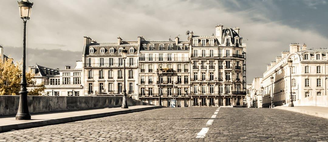 ADONIS PARIS IMMEUBLE PONT